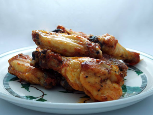 Muslitos de Pollo Picante con Harissa