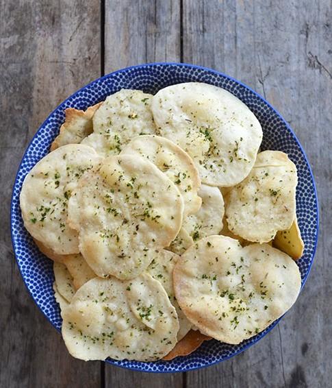 Galletas saladas con Aceite de Oliva