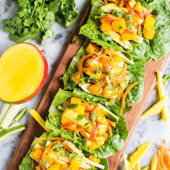 Mango Wraps