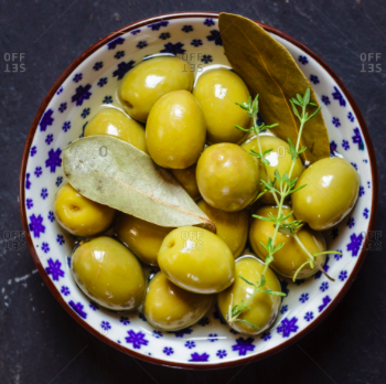Aceitunas Picosas a la Provence